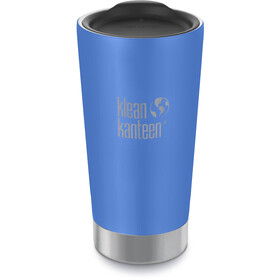 Klean Kanteen Tumbler Vacuum Insulated Drinkfles 473ml blauw